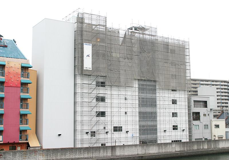 ホテル・高層マンション